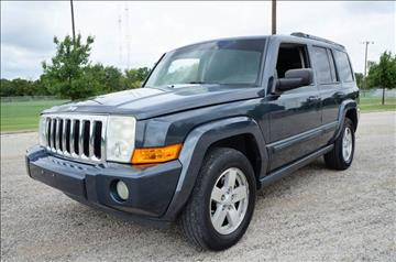 2008 Jeep Commander for sale in Garland, TX