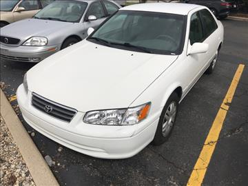 2001 Toyota Camry for sale in Mishawaka, IN