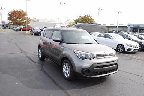 2018 Kia Soul for sale in Mishawaka, IN