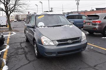 2009 Kia Sedona for sale in Mishawaka, IN