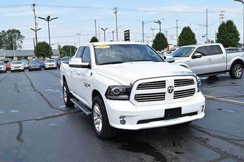 2014 RAM Ram Pickup 1500 for sale in Mishawaka, IN