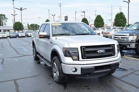 2014 Ford F-150 for sale in Mishawaka, IN
