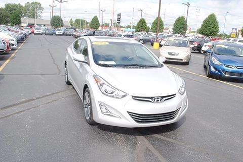2014 Hyundai Elantra for sale in Mishawaka, IN
