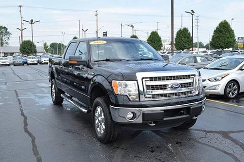 2014 Ford F-150 for sale in Mishawaka IN