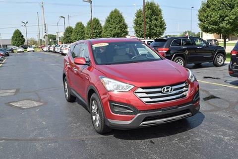 2013 Hyundai Santa Fe Sport for sale in Mishawaka, IN