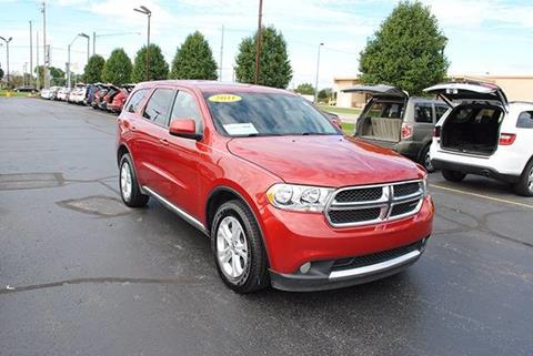 2011 Dodge Durango for sale in Mishawaka IN