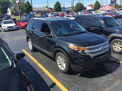 2013 Ford Explorer for sale in Mishawaka, IN