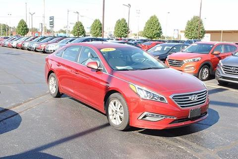 2015 Hyundai Sonata for sale in Mishawaka, IN