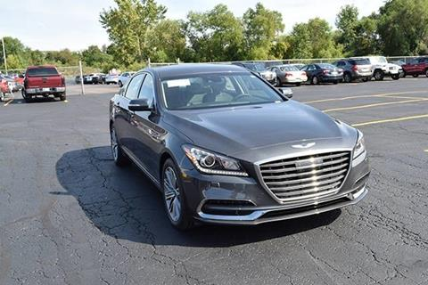 2018 Genesis G80 for sale in Mishawaka, IN