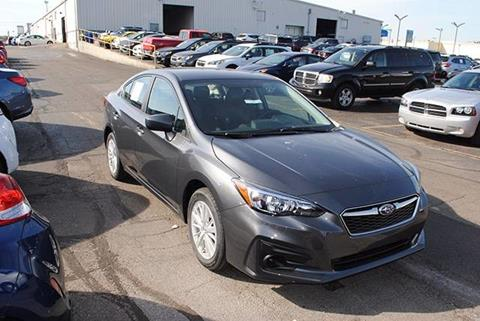 2018 Subaru Impreza for sale in Mishawaka, IN