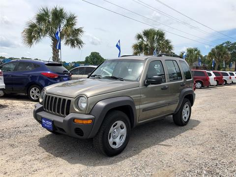 2004 Jeep Liberty for sale in West Columbia, SC