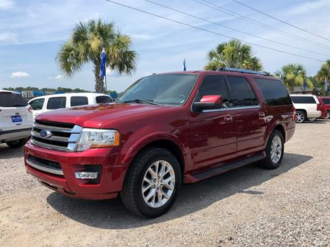 2015 Ford Expedition EL for sale in West Columbia, SC