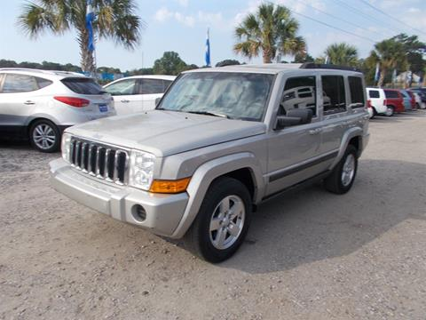 2007 Jeep Commander for sale in West Columbia, SC