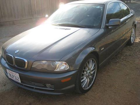 2003 BMW 3 Series for sale at Quality Auto Outlet in Vista CA