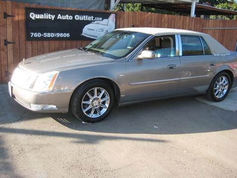 2006 Cadillac DTS for sale at Quality Auto Outlet in Vista CA