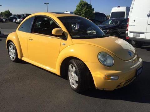 2000 Volkswagen New Beetle for sale at Quality Auto Outlet in Vista CA