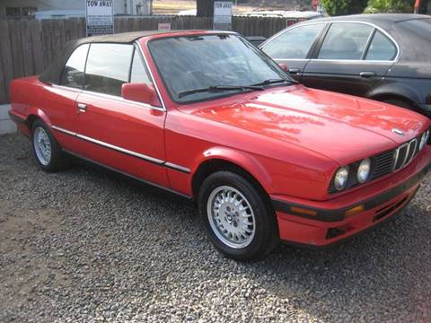 1991 BMW 3 Series for sale at Quality Auto Outlet in Vista CA