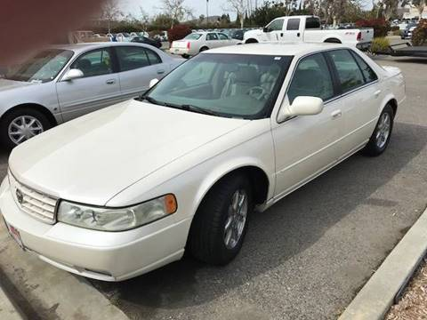 2001 Cadillac Seville for sale at Quality Auto Outlet in Vista CA