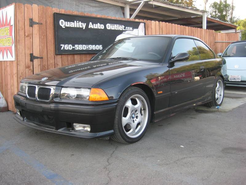 1999 BMW M3 for sale at Quality Auto Outlet in Vista CA