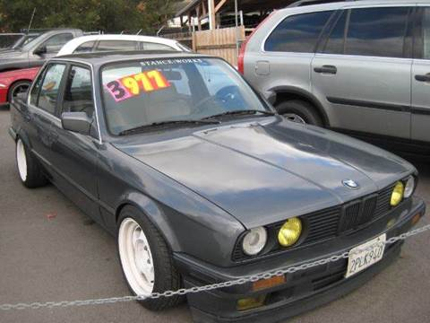 1989 BMW 3 Series for sale at Quality Auto Outlet in Vista CA