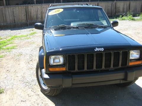 2001 Jeep Cherokee for sale at Quality Auto Outlet in Vista CA