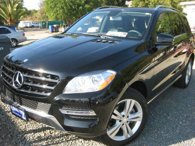 2014 Mercedes-Benz M-Class for sale at Quality Auto Outlet in Vista CA