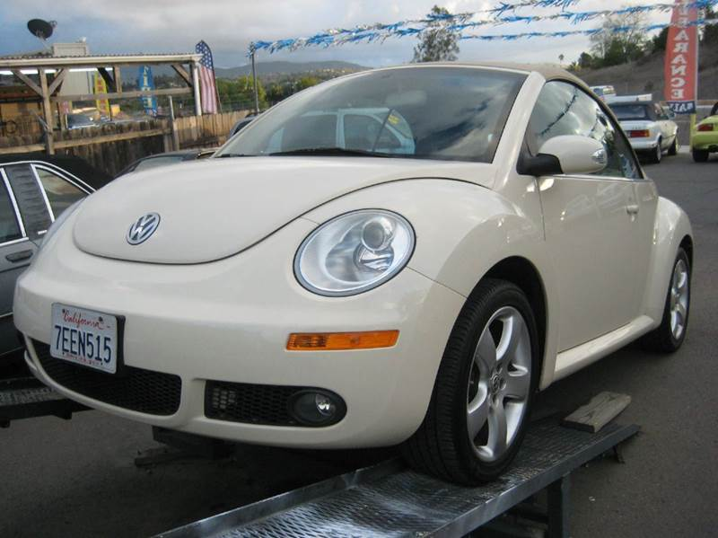 2006 Volkswagen New Beetle for sale at Quality Auto Outlet in Vista CA