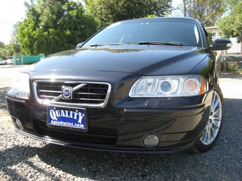 2007 Volvo S60 for sale at Quality Auto Outlet in Vista CA