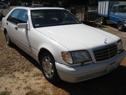 1996 Mercedes-Benz S-Class for sale in Vista, CA