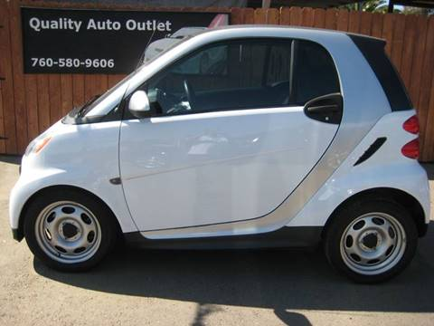 2014 Smart fortwo for sale in Vista, CA