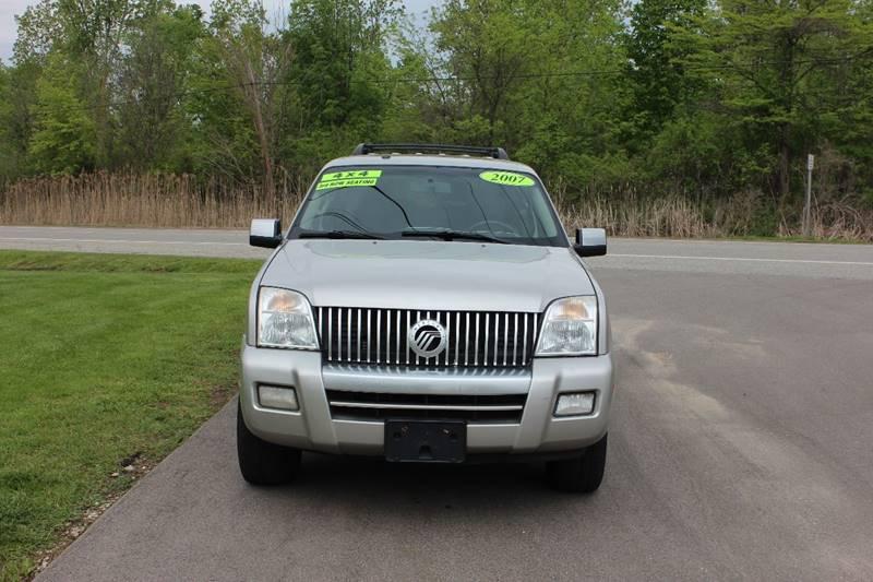2007 Mercury Mountaineer AWD Premier 4dr SUV V6 - Washington Township MI