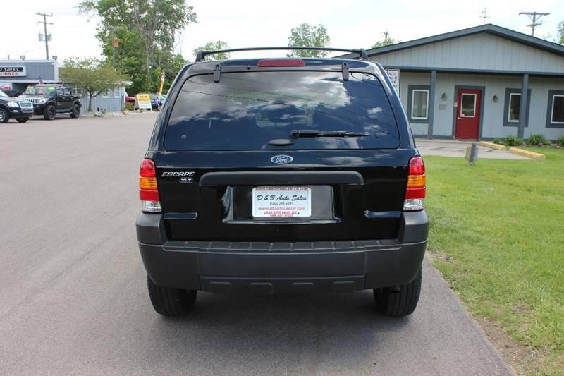 2006 Ford Escape XLT 4dr SUV w/2.3L - Washington Township MI