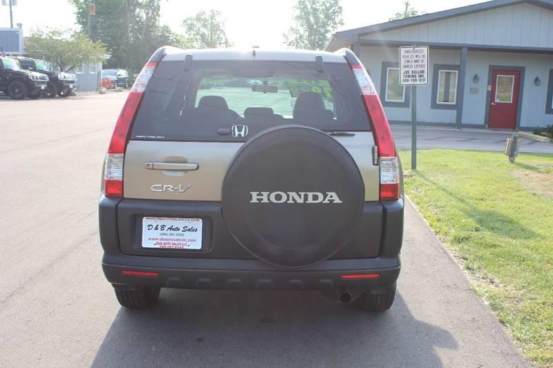 2006 Honda CR-V AWD EX 4dr SUV w/Automatic - Washington Township MI