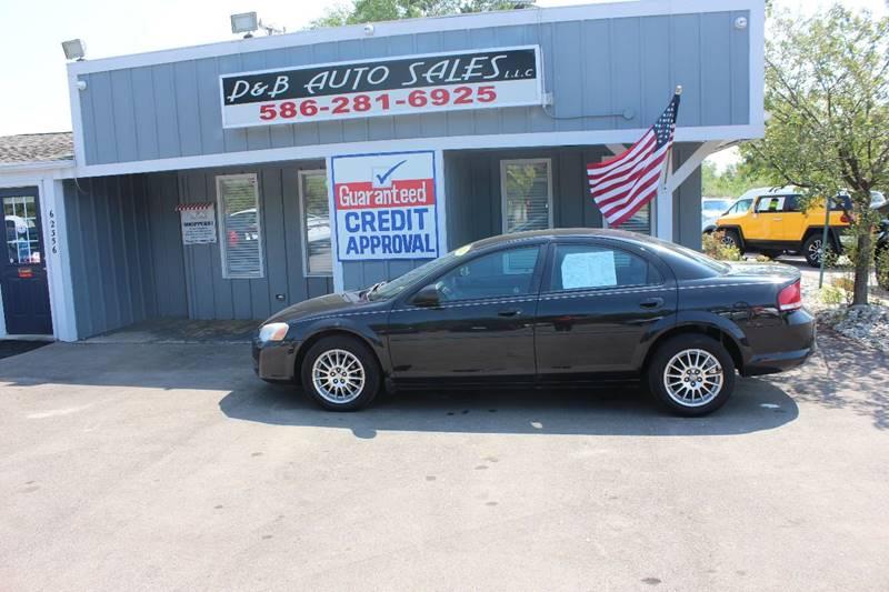 2004 Chrysler Sebring 4dr Sedan - Washington Township MI