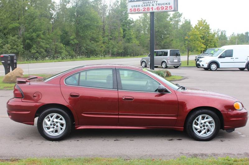 2003 Pontiac Grand Am SE1 4dr Sedan - Washington Township MI