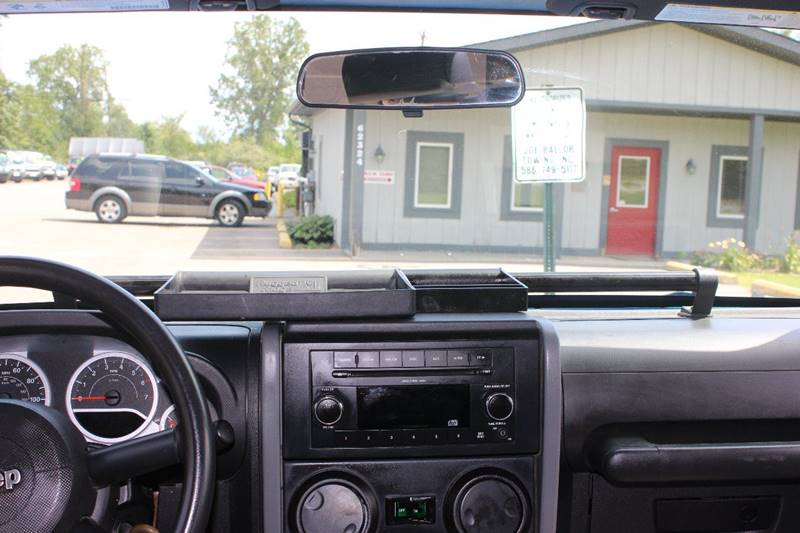 2010 Jeep Wrangler Unlimited 4x4 Sport 4dr SUV - Washington Township MI