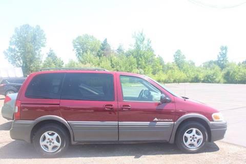 2004 Pontiac Montana for sale in Washington Township, MI
