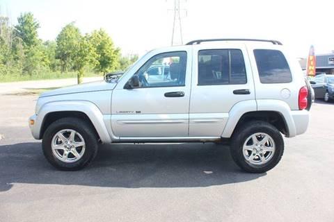 2003 Jeep Liberty for sale in Washington Township, MI