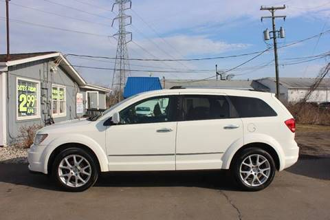 2011 Dodge Journey for sale at D & B Auto Sales LLC in Washington Township MI