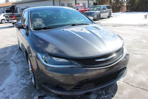 2015 Chrysler 200 for sale at D & B Auto Sales LLC in Washington Township MI