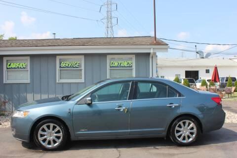 2011 Lincoln MKZ Hybrid for sale at D & B Auto Sales LLC in Washington Township MI