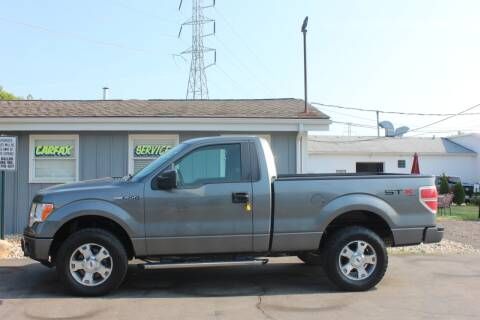 2010 Ford F-150 for sale at D & B Auto Sales LLC in Washington Township MI