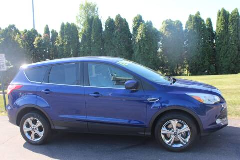 2016 Ford Escape for sale at D & B Auto Sales LLC in Washington Township MI