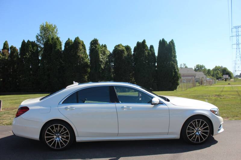 2014 Mercedes-Benz S-Class for sale at D & B Auto Sales LLC in Washington Township MI