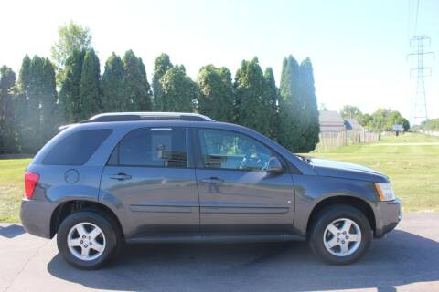 2007 Pontiac Torrent for sale at D & B Auto Sales LLC in Washington Township MI