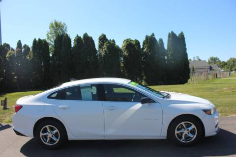 2016 Chevrolet Malibu for sale at D & B Auto Sales LLC in Washington Township MI