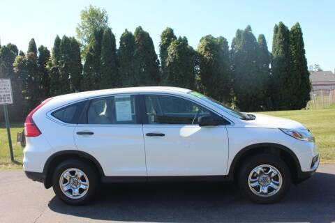 2015 Honda CR-V for sale at D & B Auto Sales LLC in Washington Township MI