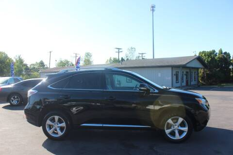 2010 Lexus RX 350 for sale at D & B Auto Sales LLC in Washington Township MI