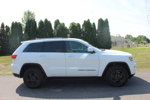 2017 Jeep Grand Cherokee for sale at D & B Auto Sales LLC in Washington Township MI