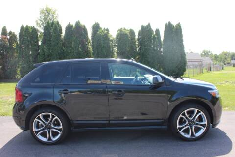 2011 Ford Edge for sale at D & B Auto Sales LLC in Washington Township MI